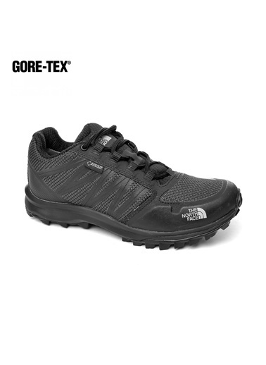 The North Face The North Face W Litewave Fastpack GTX Kadın Ayakkabı Siyah Siyah